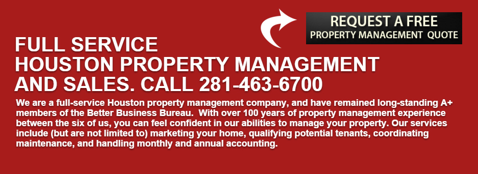 Houston Property Managment